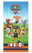 Ręcznik licencyjny - Psi patrol - rozmiar 70x140 wz. PAW182009
