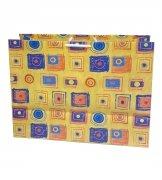 Ozdobne opakowanie, torebka na prezent 47x35cm wz. 003