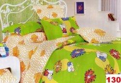 Pościel dziecięca do łóżeczka 100x135 wz. 0130