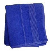 Ręcznik Bambusowy Moreno rozmiar 50x90 - Niebieski
