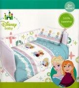 Pościel dziecięca Licencyjna do łóżeczka 100x135 wz. Sisters 01