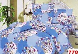 Poszewki na poduszki 40x40 bawełna satynowa wz.778