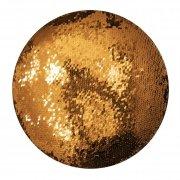 Poduszka ozdobna okrągła w cekiny Moose 30cm - wz. C61O
