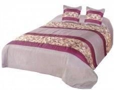 Narzuta na łóżko 180x220 + 2 poszewki 40x40 wz. Wiktoria 16