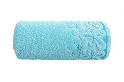 Ręcznik BELLA 70x140 kolor lazur
