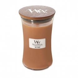 Świeca zapachowa WoodWick - Hot Toddy - Duża świeca