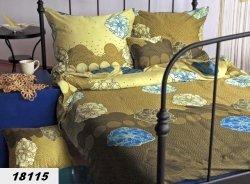 Poszewki na poduszki 40x40 satyna ANDROPOL wz. 18115