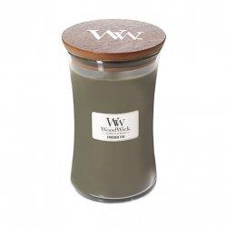 Świeca zapachowa WoodWick - Frasier Fir - Duża świeca