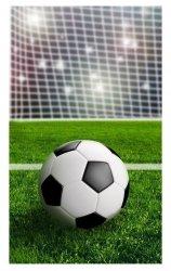 Ręcznik młodzieżowy - Football Fans - rozmiar 30x50 wz. 06T