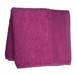 Ręcznik AQUA rozmiar 50x100 fioletowy