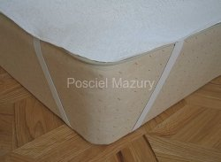 Ochraniacz higieniczny, podkład na materac roz. 110x200