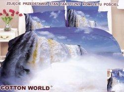 Pościel Premium Mikrowłókno 3D roz. 160x200 lub 140x200 wz.FPP30