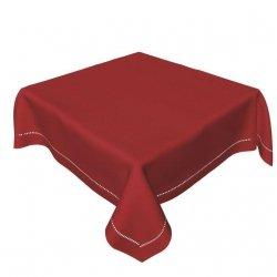 Obrus Technic RED 140x350 100% poliester wz. 246 czerwony