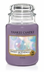 Świeca Yankee Candle Sweet Nothings - duży słoik