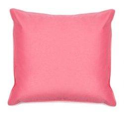 Poszewka na poduszkę RUBIN wz. róż, rozmiar 50x80 100% bawełna