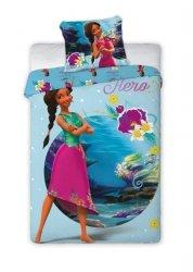 Pościel licencyjna Disney 100% bawełna 160x200 lub 140x200 Elena Avalor wz. Elena 007