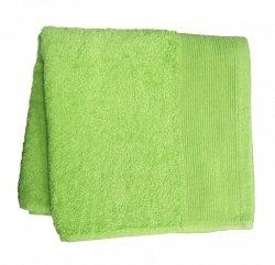 Ręcznik jednobarwny AQUA rozmiar 70x140 zielony