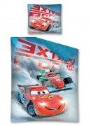 Pościel licencyjna Disney 100% bawełna 160x200 lub 140x200 - Cars - LD215