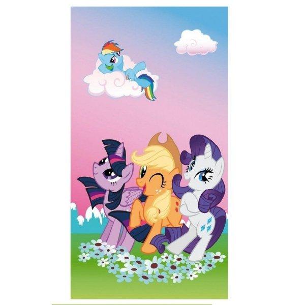 Ręcznik licencyjny - My Little Pony - rozmiar 30x50 wz. MLP 01 T