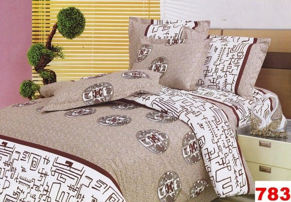 Poszewka  70x80, 50x60,40X40 lub inny rozmiar - 100% bawełna satynowa wz. G  783