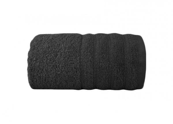 Ręcznik ALEXA 50x90 kolor ciemno-popielaty