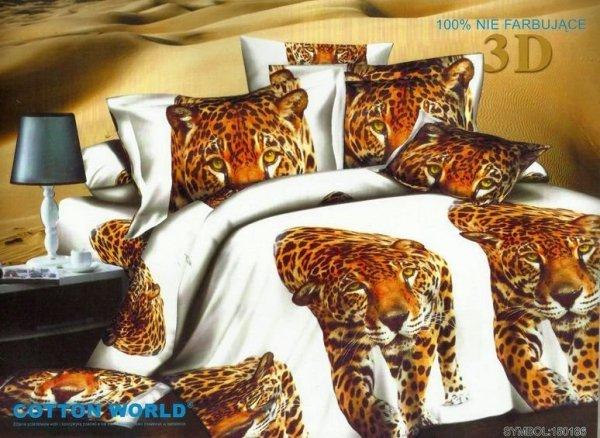 Pościel Premium z mikrowłókna 3D roz.160x200 lub 140x200 wz. FSH107