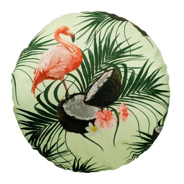 Poduszka dekoracyjna Moose 30cm - wz. Flaming Coconut