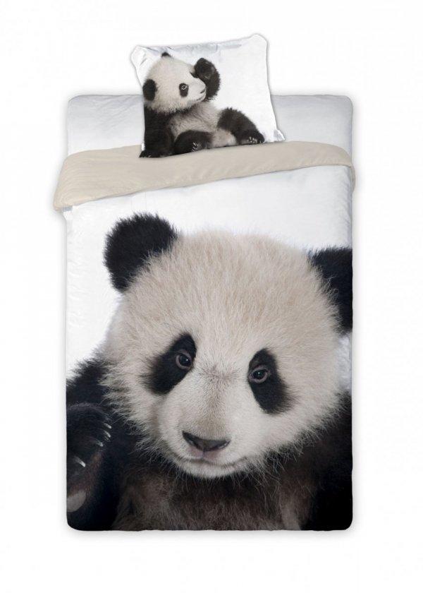 Pościel 100% bawełna 160x200 lub 140x200  - WILD PANDA