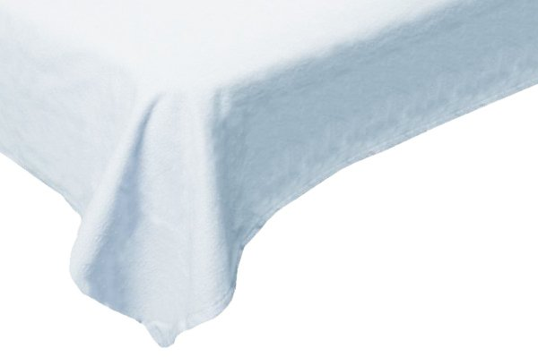 Prześcieradło flanelowe, gruba FLANELA 160x200 wz. Biały