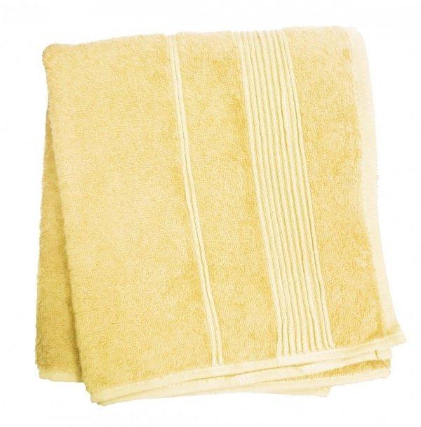 Ręcznik Bambusowy Moreno rozmiar 50x90 - Wanilia