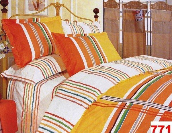 Poszewka 70x80, 50x60,40X40 lub inny rozmiar - 100% bawełna satynowa wz.G  771