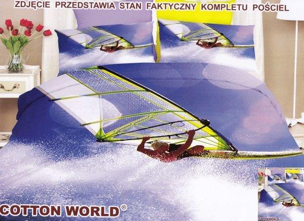 Pościel Premium Mikrowłókno 3D roz. 160x200 lub 140x200 wz.FPP32