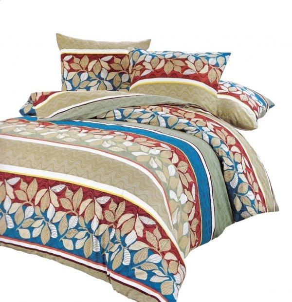 Pościel bawełna satynowa 160x200 lub 140x200- wz. 5770