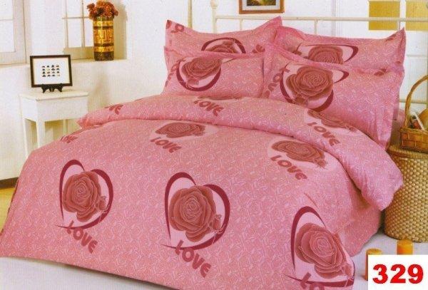 Poszewki na poduszki 40x40 bawełna satynowa wz. 0329