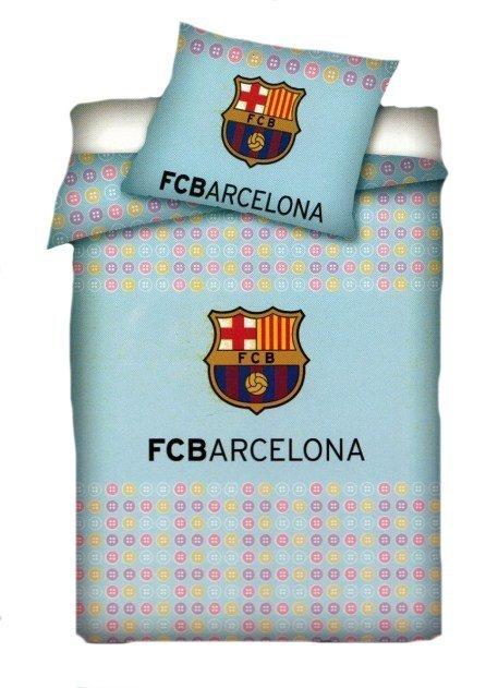 Pościel licencyjna 100% bawełna 100x135 - FCB Barcelona 07