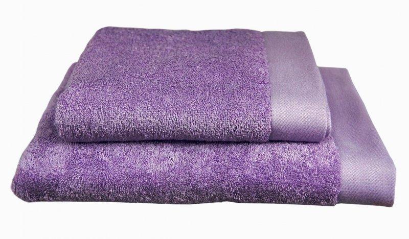 Ręczniki BAMBOO STYLE Andropol 70x140 wz. Lawenda