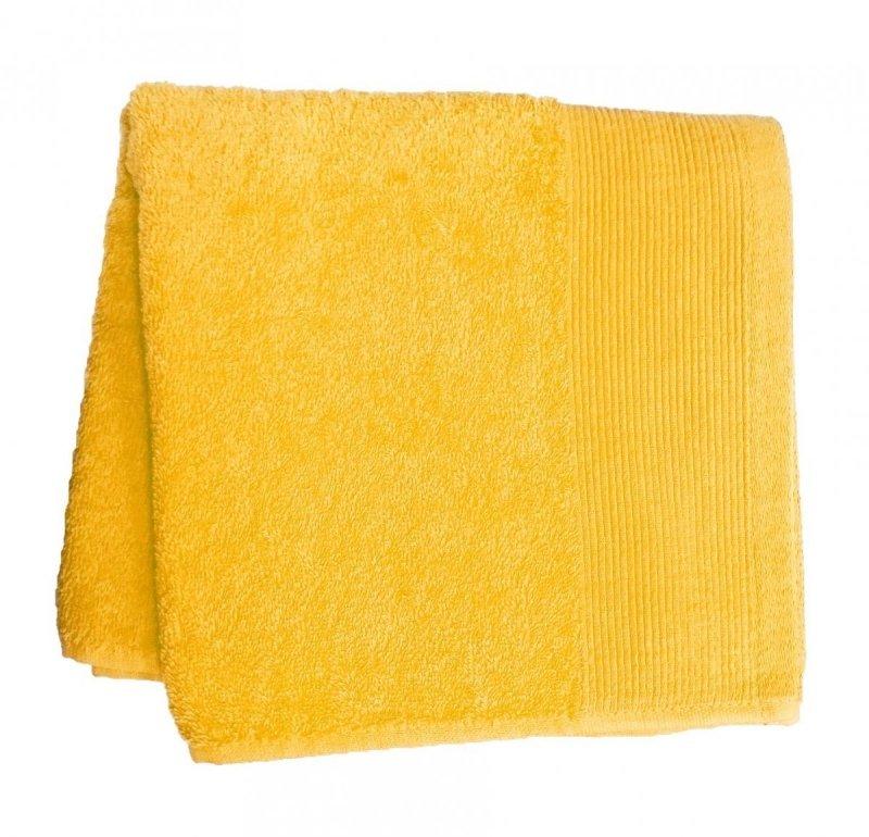 Ręcznik Aqua 30x50 żółty