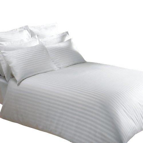 Prześcieradło hotelowe ADAMASZEK 260x300 100% bawełna