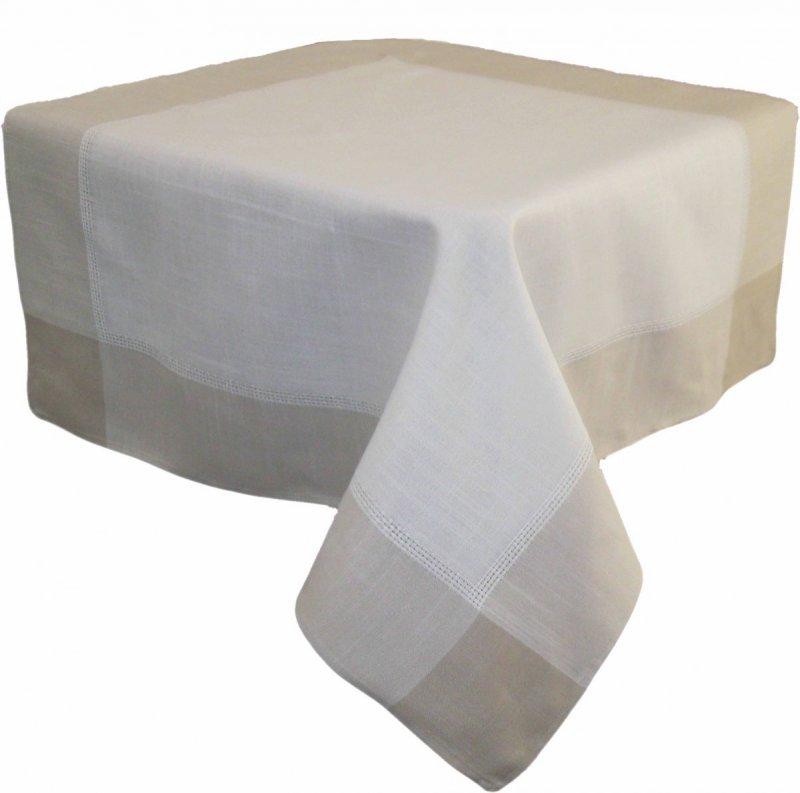 Obrus Torino 40x170 prostokat Kolor: beżowy-ecru
