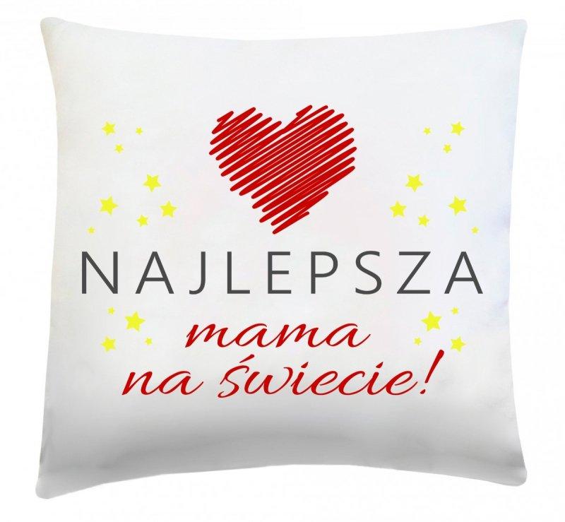 Poduszka na Dzień Matki 40x40 wz. 02