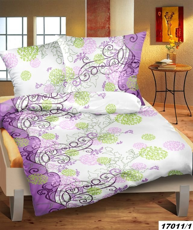 Poszewki na poduszki 70x80 - bawełna andropol wz. 17011/1