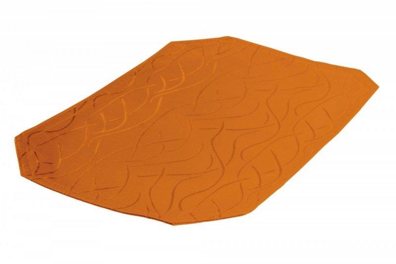 Obrus plamoodporny Jedeka 33x47 obiadowy Kolor: Pomaranczowy