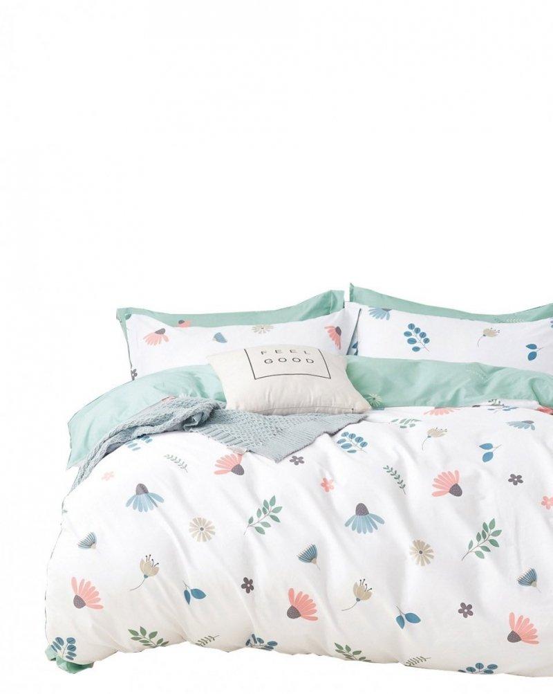 Poszewka na poduszkę 70x80, 50x60, 40x40 lub inny rozmiar - 100% bawełna satynowa wz.  ALBS-01052B