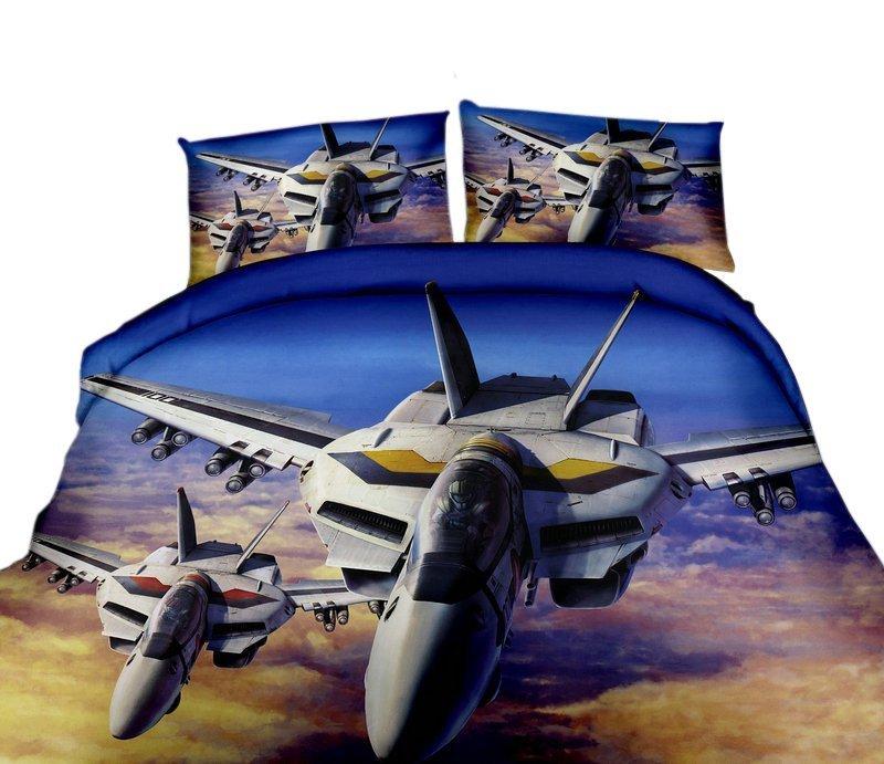 Pościel Kosmos Mikrowłókno 3D Premium  roz. 160x200 lub 140x200wz. FPP43