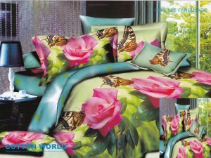 Poszewka na poduszkę 70x80, 50x60 lub inny 100% mikrowłókno  - wz. FSH 033
