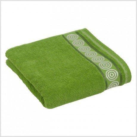 Ręcznik frotte Rondo 50x90 kolor groszek k9