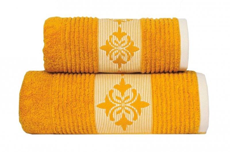 Ręcznik FIRENZE 70x140 kolor kurkuma
