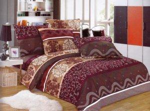 Poszewka na poduszkę 40x40 - 100% bawełna satynowa  wz. Z  5575