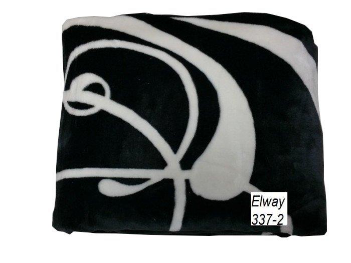 Koc akrylowy Elway, 160x210 wz. K-337-2
