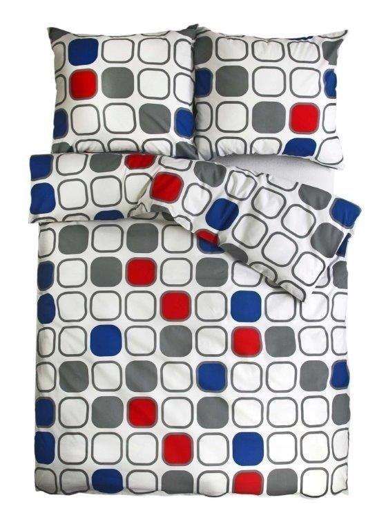 Poszewka na poduszkę 70x80, 50x60, 40x40 lub inny rozmiar - 100% bawełna Renforce wz. Vital 11 18 478/2